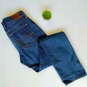 Lucky Brand Sofia Straight Jeans Size 6 / 28